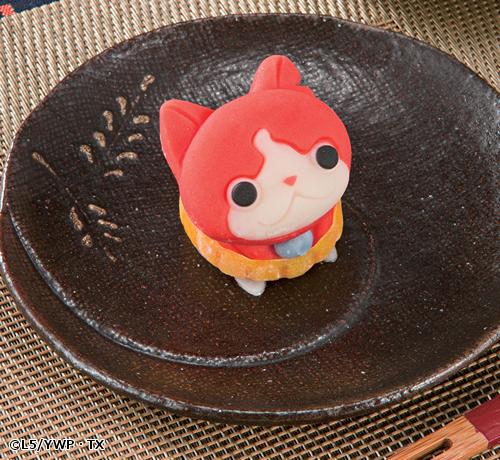 和菓子の練り切り(餡(あん)、砂糖、餅粉などを練った生地で形作られた和菓子)で出来たお菓子