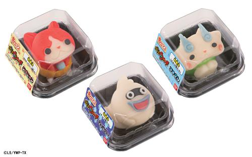 2015年4月29日より全国のイオン(沖縄を除く)の和菓子売り場で発売