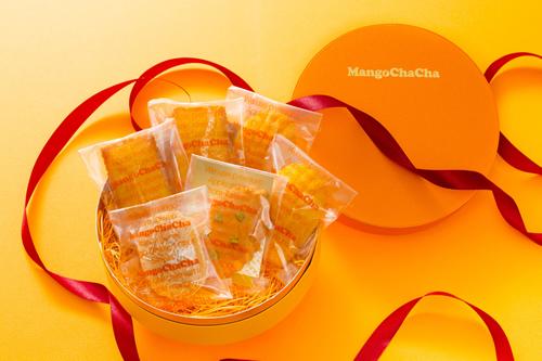 マンゴー焼き菓子