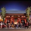 目黒雅叙園で6名のアーティストによる「神の手 ニッポン展」が5月29日から
