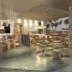 「コーヒービーン&ティーリーフ」2号店が5月30日レイクタウンにオープン