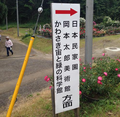 近隣の「日本民家園」や「かわさき宙(そら)と緑の科学館」、「岡本太郎美術館」、「藤子・F・不二雄ミュージアム」を訪れてみてはいかが。