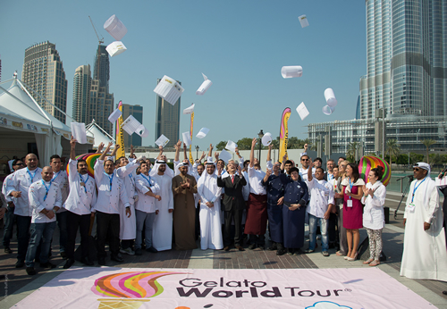 ローマ、バレンシア、メルボルン、ドバイ、オースティン、ベルリン、リミニ、シンガポールの世界8都市で開催されている