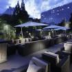水と緑のビアテラス「ガーデンカフェ ウィズ テラスバー」が品川に夏期限定オープン