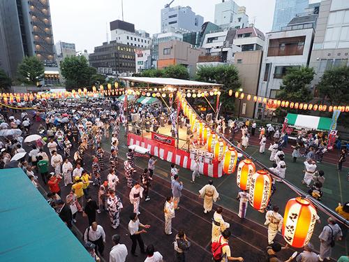 「第20回 新橋こいち祭」が7/23、24に新橋駅周辺にて開催