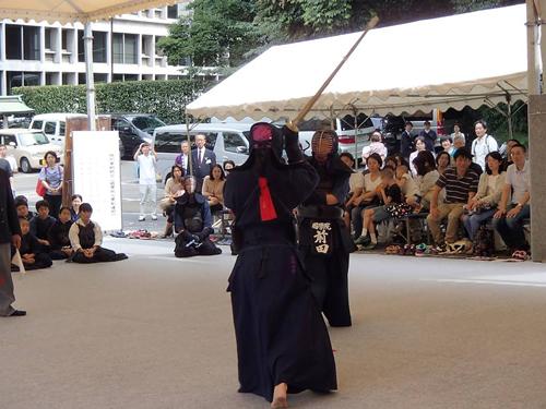 奉納剣道大会