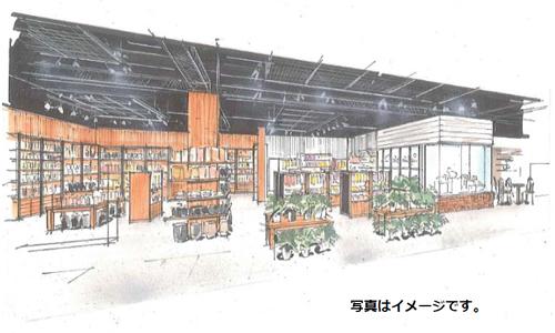 『マルベリーガーデン』は、植物やペットとともに暮らすライフスタイルを提案する専門店