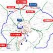 成田空港へのアクセスが便利に!圏央道の神崎ICと大栄JCT間が2015年6月7日に開通