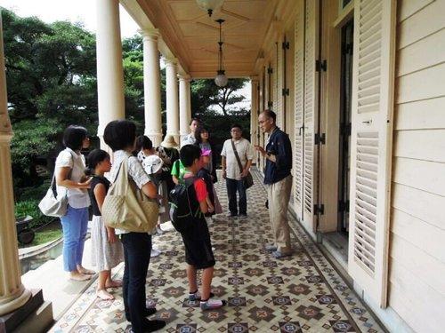 「~重要文化財の愉しみ方教えます~ 探検!旧岩崎邸」