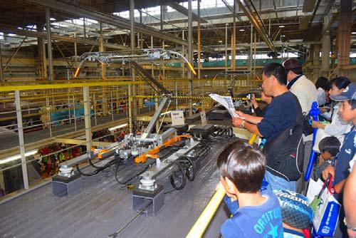 西武・電車フェスタ2015 in 武蔵丘車両検修場 6月7日(日)は体験・実演が盛りだくさん