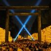 九段の夜空を彩る光の祭典「靖國神社 みたままつり」が7月13日(月)~16日(木)に開催