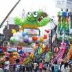 色とりどりの竹飾りが華やか!「第65回福生七夕まつり」が2015年8月6日(木)から4日間開催