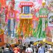関東三大七夕祭りの一つ!「第61回 茂原七夕まつり」が2015年7月24日(金)~26日(日)に開催