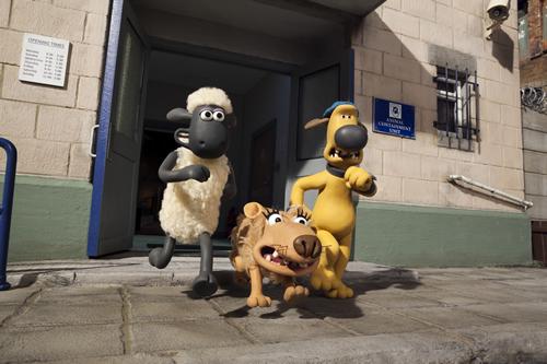 「映画ひつじのショーン~バック・トゥ・ザ・ホーム~」 ©Aardman Animations Limited 2012 世界で最も有名なひつじのショーン 牧場を飛び出し、都会を舞台に大冒険!