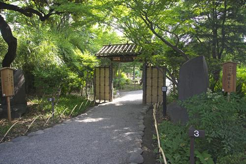 四季折々に応じた催しで日本の風情が味わえる「向島百花園」