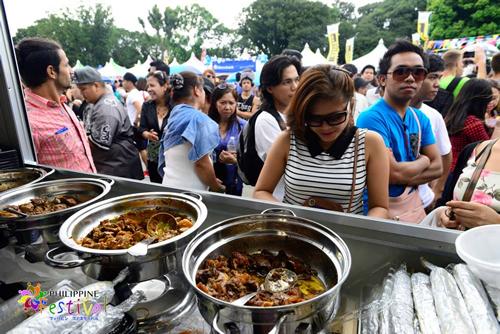 フィリピンの人気料理が多数