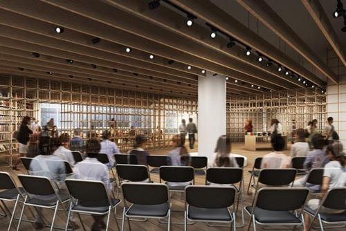 3階の「浅草にっぽん区」は実演・体験・情報発信フロア