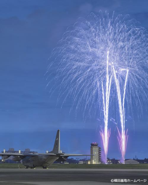 9月20日(日)20時20分頃からは花火大会もおこなわれる