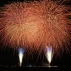 下町・葛飾柴又を彩る13,000発!「第49回 葛飾納涼花火大会」が2015年7月21日(火)開催