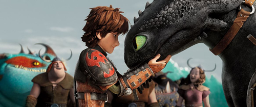 『ヒックとドラゴン2』 (C)2015 Twentieth Century Fox Home Entertainment LLC. All Rights Reserved.