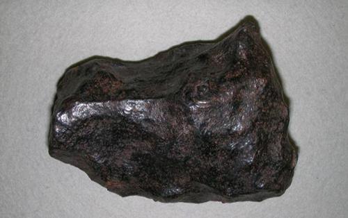 キャニオンディアブロ隕石(同館蔵)