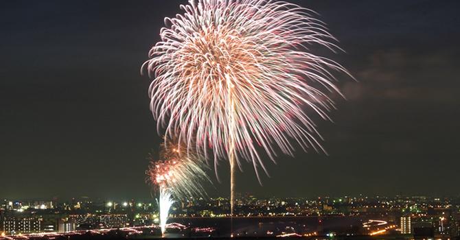 首都圏の花火大会ガイド2015