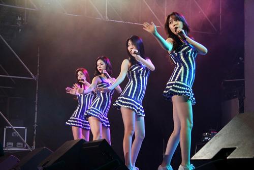 K-POPコンサート(Girl's Day)