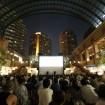 恵比寿ガーデンプレイスに映画やビールが楽しめる屋外テラスが夏期限定オープン