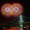 今年で最後?「第27回 東京湾大華火祭」が2015年8月8日(土)に開催 - 絶景レインボーブリッジ