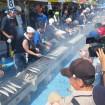 さんま5,000尾を炭焼きで無料提供!「第39回 目黒区民まつり」が2015年9月20日(日)に開催