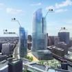 JR東京駅前に高さ日本一の超高層ビルが誕生!2027年に完成予定