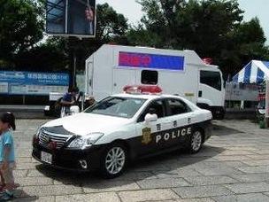 葛西警察署PR