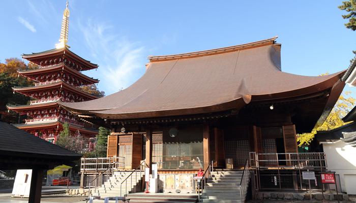 高幡不動尊 金剛寺(日野)