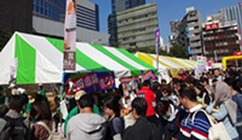 食肉の試食や青果・花の販売も!平成27年度「市場まつり」を都内 6 市場で開催 写真は食肉市場