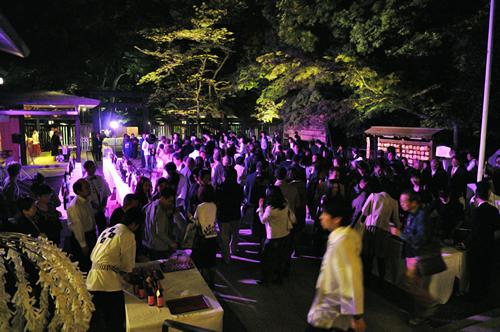 赤坂の乃木神社で全国蔵元の名酒が楽しめる「乃木神社 日本酒の会」を10月1日(木)に開催