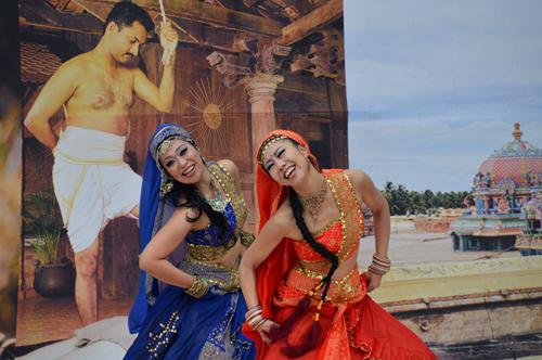 インド古典舞踊