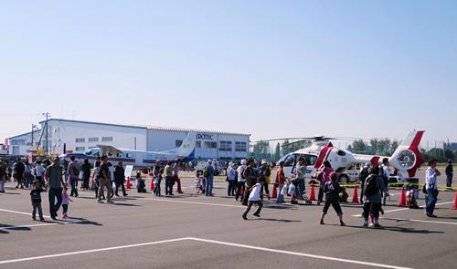 毎年10月開催の「調布飛行場まつり2015」の中止が決定 - 航空機墜落事故の影響