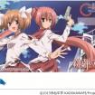 ゆりかもめ、アニメ「緋弾のアリア AA」デザインの1日乗車券を9/28から限定1,000枚発売