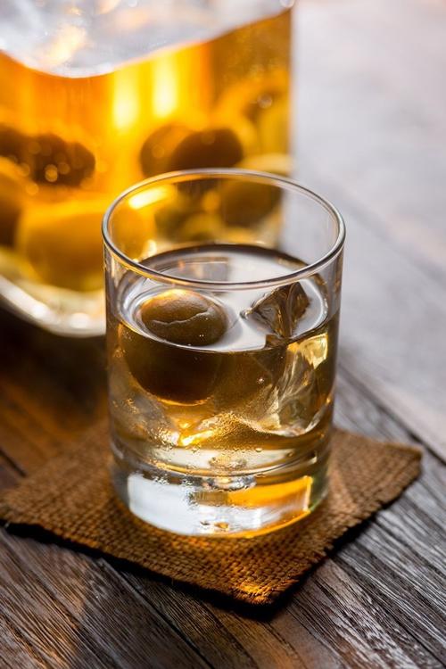 非常に飲みやすく、口当たりが良い梅酒