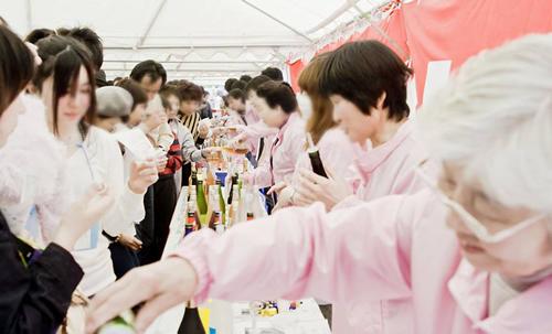 全国の梅酒160種以上を飲み比べできるイベント「全国梅酒まつりin東京」