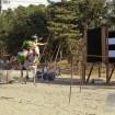 将軍家奉納の神事「高田馬場 流鏑馬 (やぶさめ) 2015」が10月12日(月祝)に都立戸山公園で