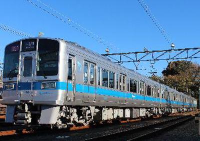 通勤車両1000形(リニューアル車両)