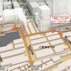 JR東京駅前に成田・羽田空港直行の「巨大地下バスターミナル」が誕生 - 2020年五輪前の開業をめざす