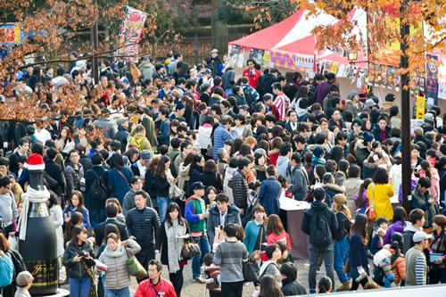 昨年は約11万人が来場した日本最大級のスペインフェスティバル