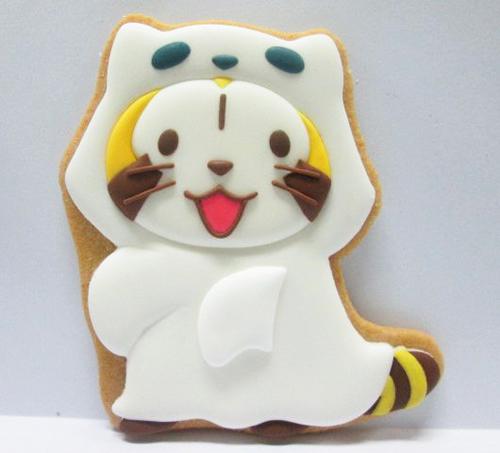 アトレ秋葉原限定ラスカルアイシングクッキープレゼント