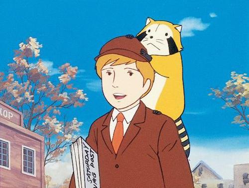TVアニメーション「あらいぐまラスカル」