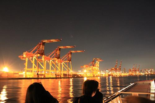 毎年大好評!ライトアップ東京港夜景ツアー2015に抽選で500名様を招待 - 11/20(金)と11/25(水)に実施