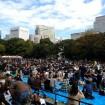 解禁!日比谷公園で「山梨ヌーボーまつり2015」が11月3日(火・祝)開催 - 新酒ワイン68銘柄試飲と即売