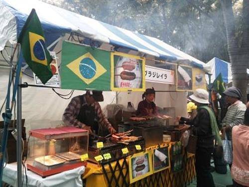 アジア、アフリカ、ヨーロッパ、南米など世界の料理が勢揃い