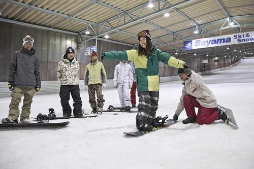 ジュニア・初心者レッスンからスキー検定レッスンまでレベルに合わせたレッスンプログラムも
